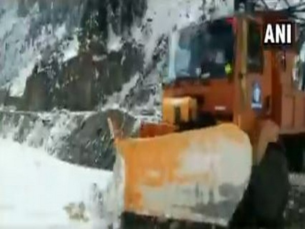 The Mughal Road connects south Kashmir's Shopian district to Rajouri and Poonch districts. Photo/ANI