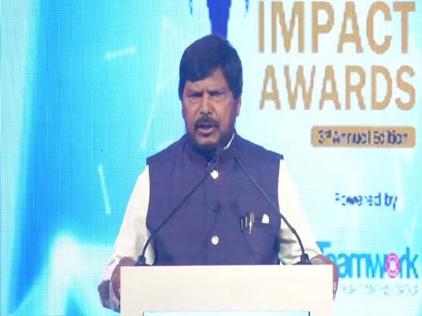Mos for Social Justice Ramdas Athawale