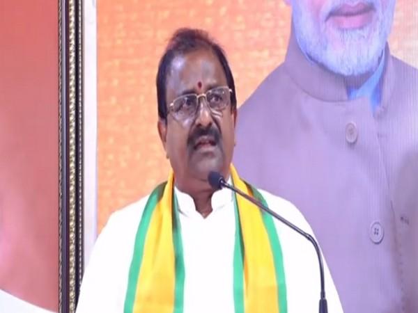 Andhra Pradesh BJP president Somu Veerraju (Pic Credit: Andhra Pradesh BJP Twitter handle)