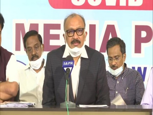 Andhra Pradesh Chief Secretary Adityanath Das. (Photo/ANI)