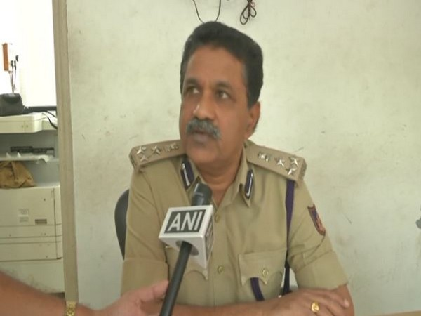 Kalaburagi Police Commissioner MM Nagaraj speaking to ANI on Thursday. Photo/ANI
