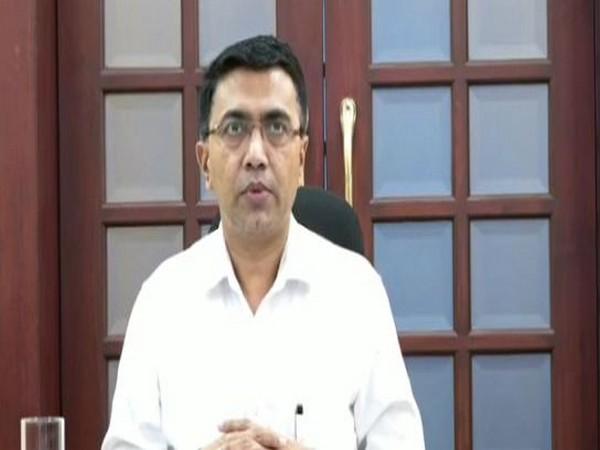 Goa Chief Minister Dr Pramod Sawant (File Photo)