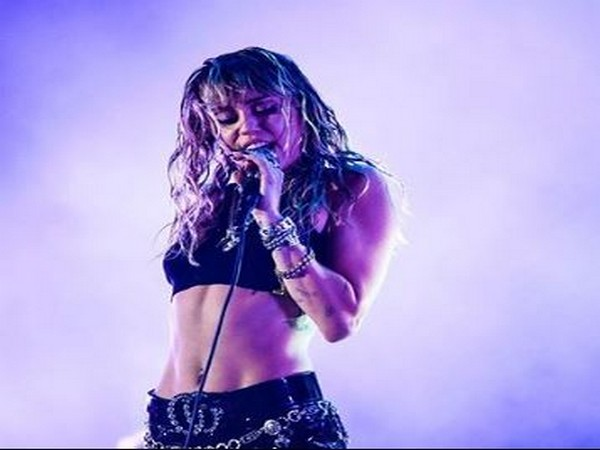 Miley Cyrus (Image Courtesy: Instagram)