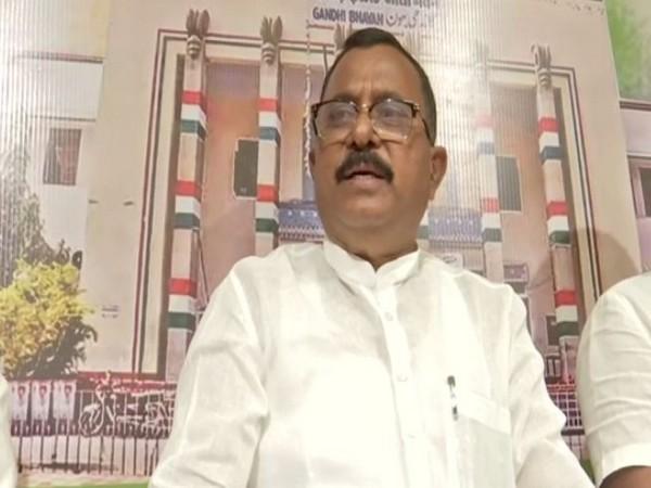 Senior Vice President of Telangana Pradesh Congress Committee Mallu Ravi (Photo/ANI)