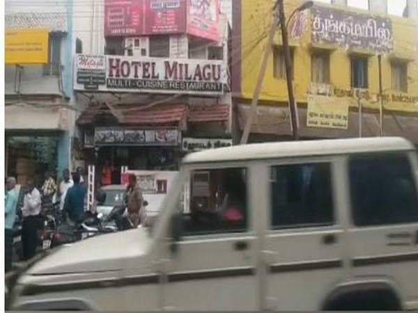 Hotel Milagu in Tamil Nadu