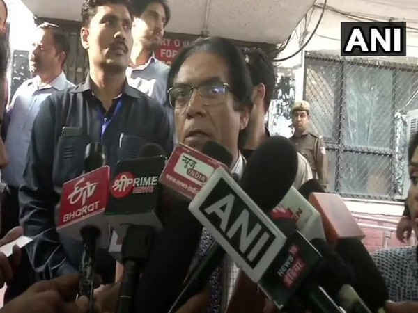 Medical Superintendent of GTB Hospital, Sunil Kumar while speaking to the reporters on Wednesday (Photo/ANI)