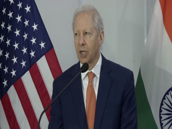 US Ambassador Kenneth Juster