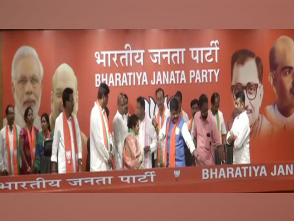TMC leaders join BJP in New Delhi on Tuesday
