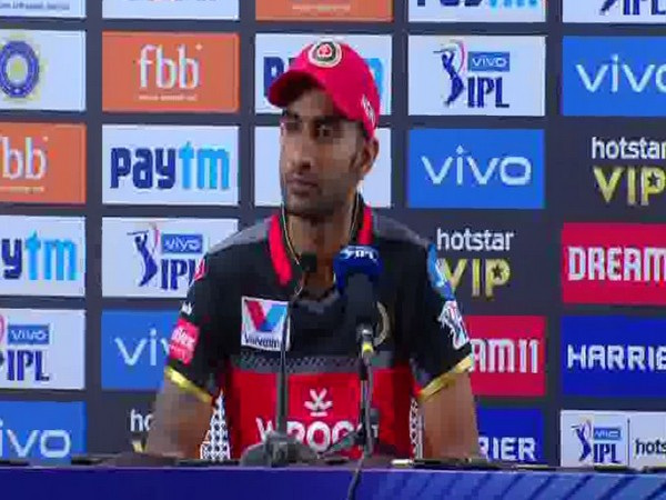 RCB batsman Gurkeerat Singh