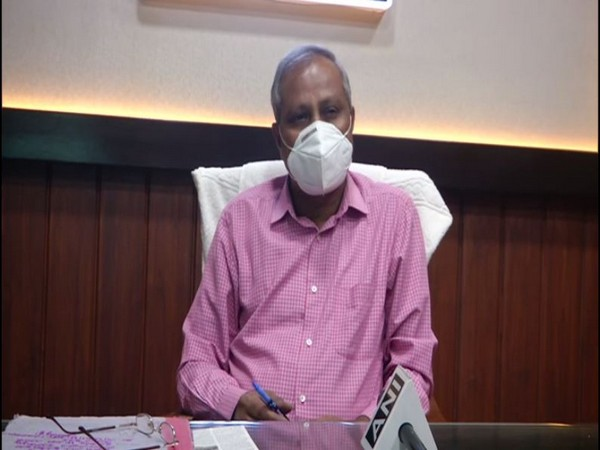 GU Shankar, Deputy Conservator of Forests, Karnataka Forest Department. (Photo/ANI)