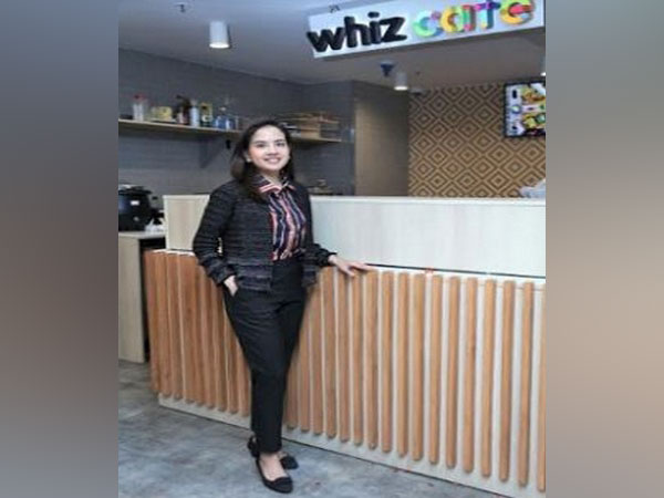 Chulamas Jitpatima (Amy), Director, MQDC India at the launch of Whiz Cafe