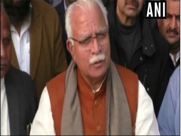 Haryana Chief Minister, Manohar Lal (File/Photo)