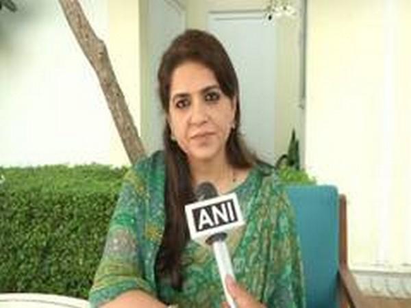 BJP leader Shaina NC. (File photo)