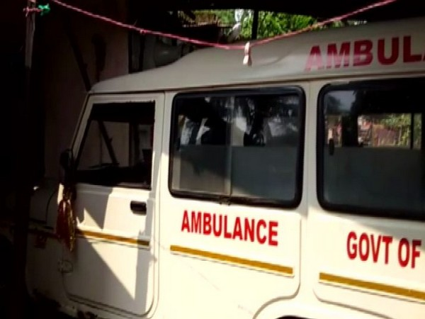 A pregnant woman dies while she was being shifted to a hospital via an ambulance which allegedly ran out of fuel. (Photo/ANI)