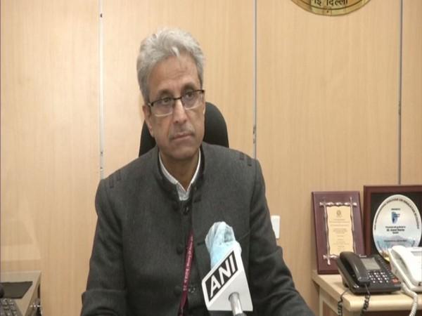 Anand Sharma additional director general of IMD (Photo/ANI)