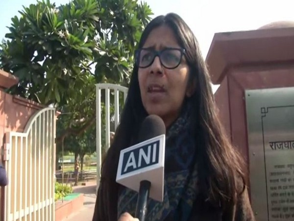 Delhi Commission for Women (DCW) chairperson Swati Maliwal (File photo)