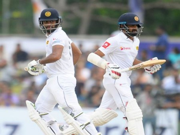 Sri Lanka's Dimuth Karunaratne (left) and Lahiru Thirimanne (right) (Photo/ Sri Lanka Cricket Twitter)