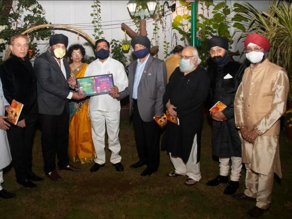 Dalip Tahil, Harvinder Pal Timmy Mehta, Padmaja Phenany Joglekar, Eknath Shinde, S Satinder Pal Singh Ahuja, N Chandra, Jaswinder Singh and Kuldip Singh