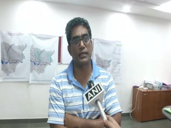 Pratyaya Amrit, Principal Secretary Bihar while speaking to ANI on Monday. (Photo/ANI)