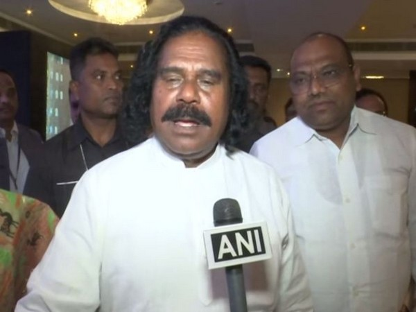 Dr Nanda Kumar Sai, Chairperson National Commission for Scheduled Tribes (NCST). (Photo/ANI)