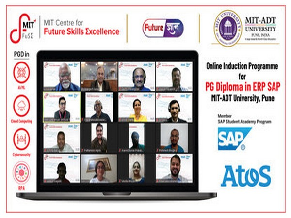 MIT Centre for Future Skills Excellence launches First Cohort of SAP Professionals with PG Diploma in ERP SAP