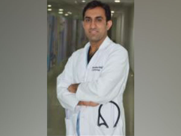 Dr Ravinder S Rao, Director TAVI and Structural Heart, Eternal Hospital