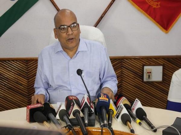 Soumendra Priyadarshi, Additional DGP (Photo/ANI)