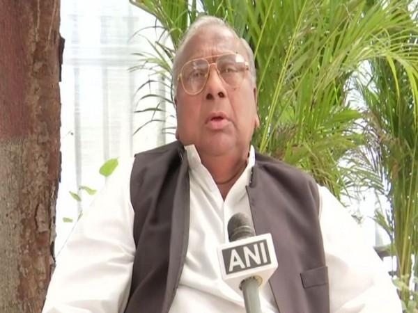 Congress Secretary V Hanumantha Rao. (File photo)
