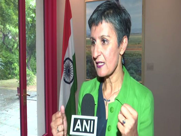 Australian High Commissioner to India Harinder Sidhu speaking to ANI