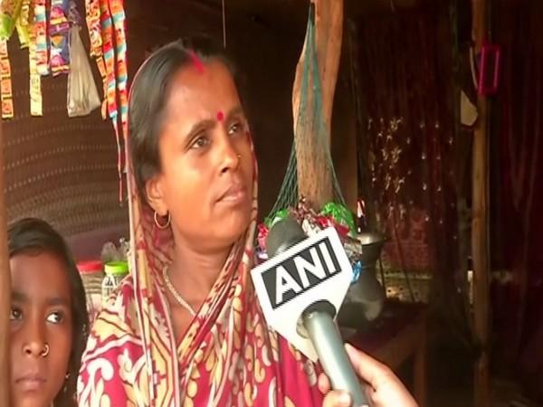A Nandigram villager speaking to ANI