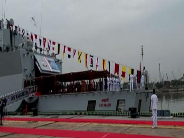 Anti-Submarine Warfare Corvette