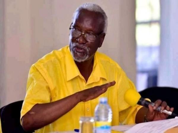 Uganda's Second Deputy Prime Minister Ali Kirunda Kivejinja