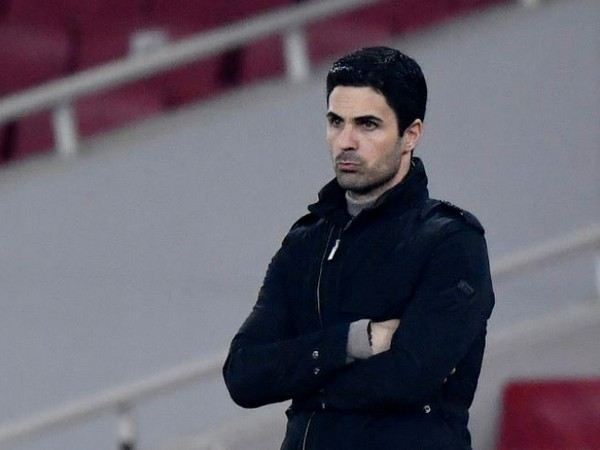 Arsenal manager Mikel Arteta (File photo)