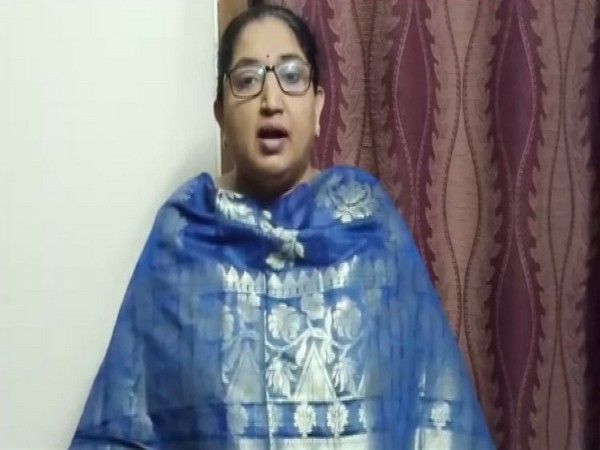K Nagarathna, Scientist from Meteorological Centre, Hyderabad (Photo/ANI)