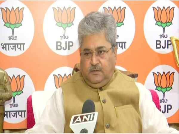 BJP leader Dushyant Gautam (Photo/ANI)