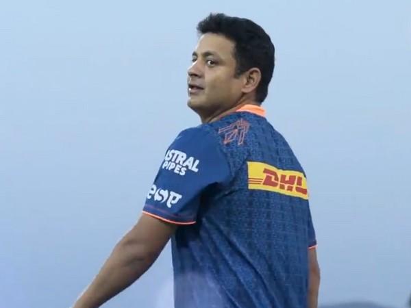 Mumbai Indians spinner Piyush Chawla (Photo/ Mumbai Indians Twitter)
