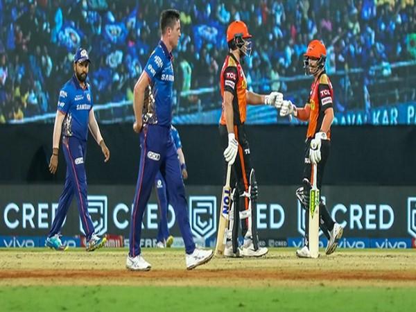 Mumbai Indians beat SRH by 13 runs (Image: BCCI/IPL)