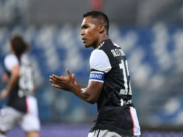 Juventus FC defender Alex Sandro