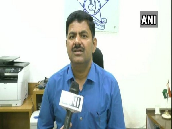 Vijay Kumar Magar, SP Nanded, speaking to ANI in Nanded on Tuesday.