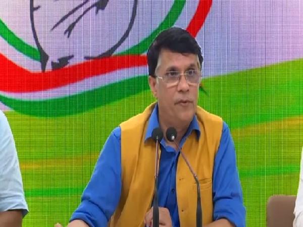 Pawan Khera, the National Spokesperson of Indian National Congress. (Photo/ANI)