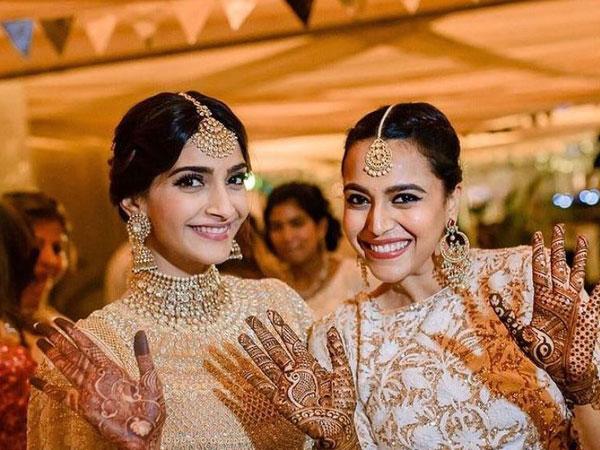 Sonam Kapoor and Swara Bhaskar (Image Source: Instagram)