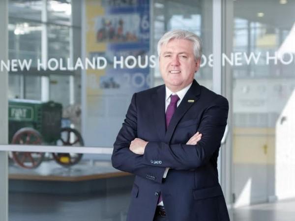 Carlo Lambro, New Holland Brand President