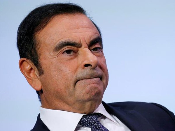 Former Nissan Motors chairman Carlo Ghosn (file photo)