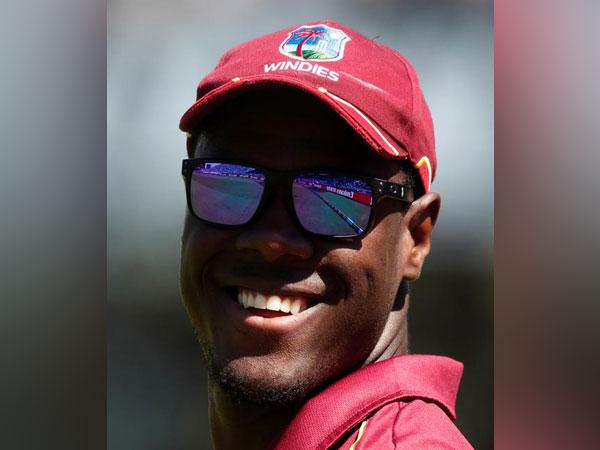 West Indies all-rounder Carlos Brathwaite
