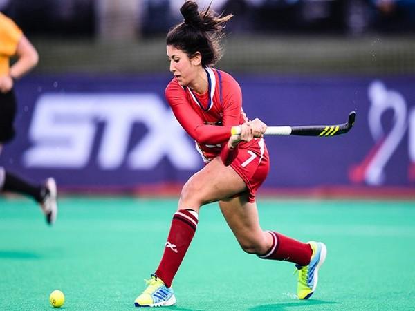 Catherine Caro (Photo/USA Field Hockey Twitter)