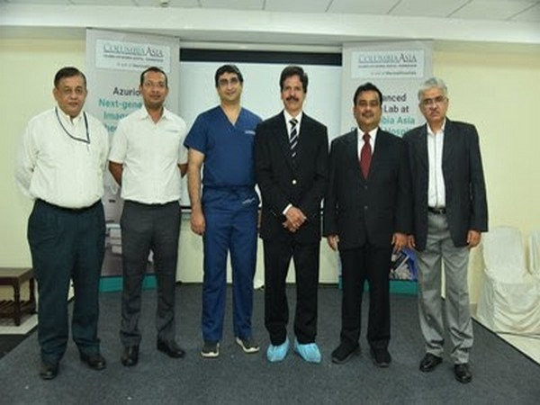 CathLab Unit launch at Columbia Asia Referral Hospitals, Yeshwanthupur (A Unit of Manipal Hospitals)
