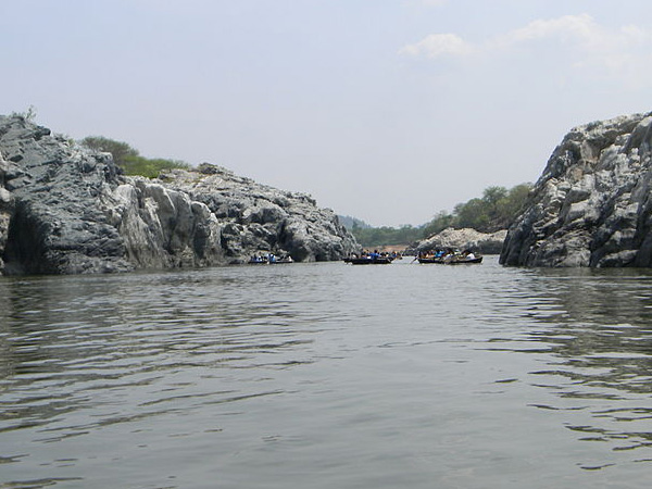 Cauvery Water River
