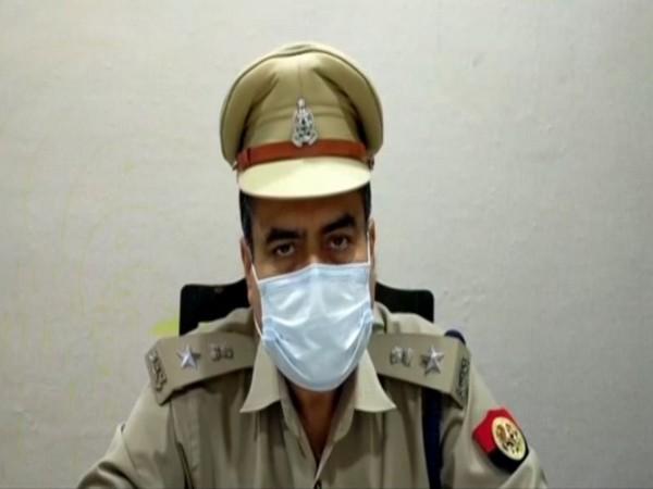 Dr. Sansar Singh, Additional SP, Rampur. (Photo/aura24 customer care number)