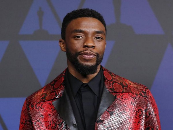 Chadwick Boseman at 2018 Governors Awards