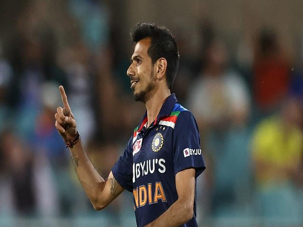 India spinner Yuzvendra Chahal (Photo/ ICC Twitter)